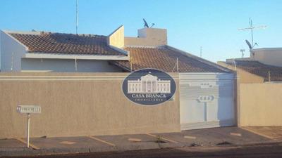 Casa Com 2 Dormitórios À Venda, 56 M² Por R$ 220.000 - Umuarama - Araçatuba/sp - Ca1153