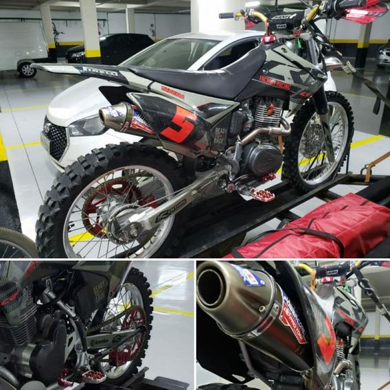 Honda Crf 230cc 2015