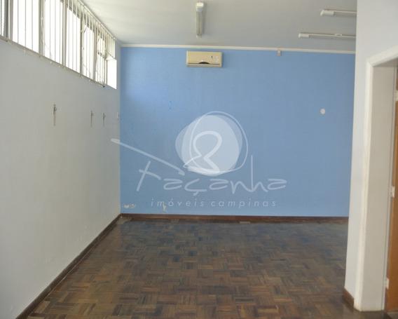 Casa Comercial Para Locação No Taquaral - Imobiliária Em Campinas - Ca00857 - 68180092