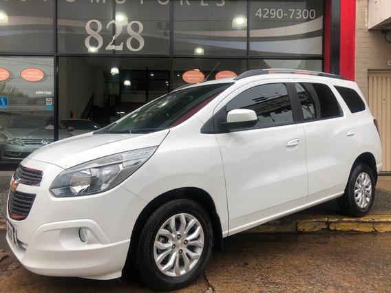 Chevrolet Spin Ltz 7 Ast 2018 Anticipo 50%
