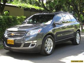 Chevrolet Traverse Lt 3600 Cc
