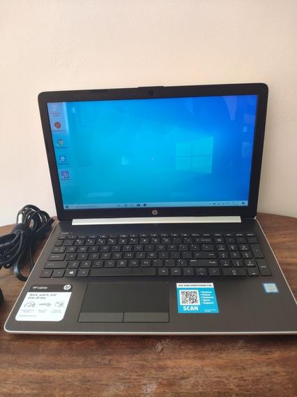 Laptop Hp Core I5 8th Generacion Pantalla Táctil Como Nueva.