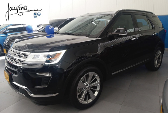 Ford Explorer Limited Fzo862