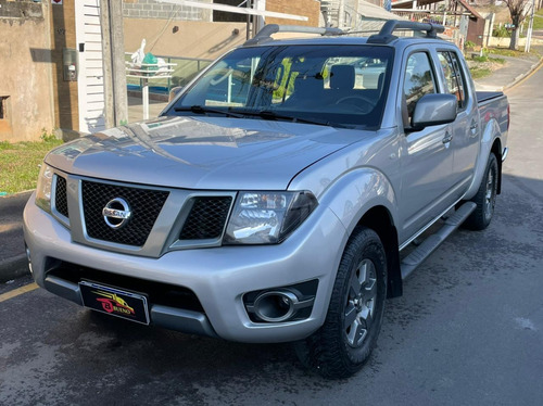 Nissan Frontier 2015 2.5 Sv Attack Cab. Dupla 4x4 4p