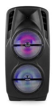 Caixa De Som Frahm 1800w Bateria/microfone Blueto - Cm1800