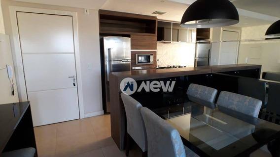 Apartamento Com 2 Dormitórios À Venda, 64 M² Por R$ 370.000 - Centro - Novo Hamburgo/rs - Ap2656
