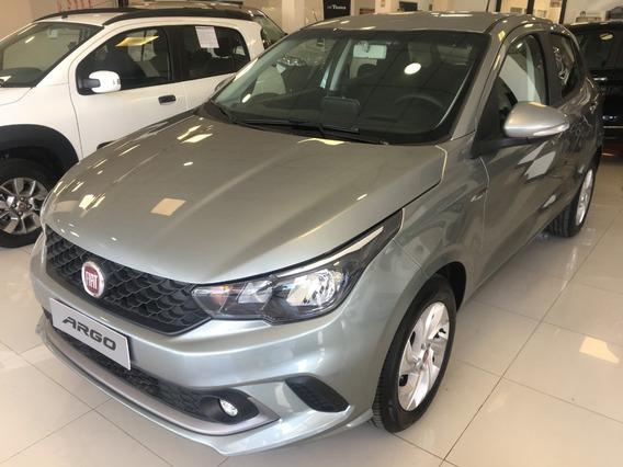 Fiat Argo Drive 1.3 Gris 2019 0 Km