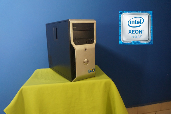 Workstation Xeon Com 16gb De Ram 2tb De Hd