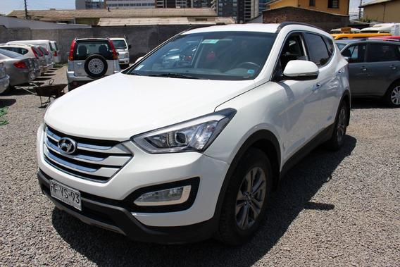 Hyundai Santa Fe 2015 2.4 Dm Caja At 28.000 Kms Facilidades