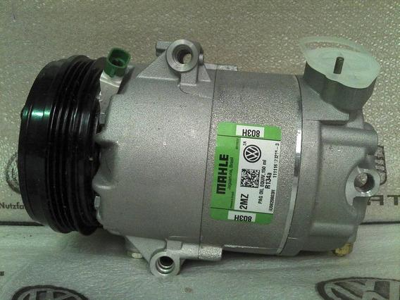 Compressor Ar Cond Fox Gol G5 G6 Saveiro Voyage - 5u0820803h