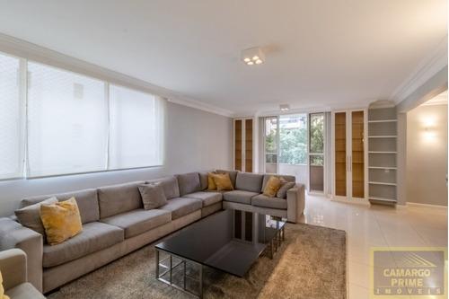 Imagem 1 de 15 de Apartamenro De 206m² E 3 Dormitórios No Jardim Paulista! - Eb87196