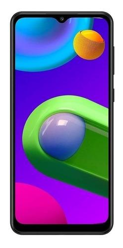 Celular Smartphone Samsung Galaxy M02 M022m 32gb Azul - Dual Chip