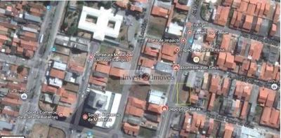 Terreno Residencial À Venda, Residencial Bosque Dos Ipês, São José Dos Campos. - Te0655