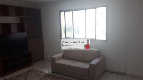 Imagem 1 de 23 de Apartamento À Venda, 70 M² Por R$ 585.000,00 - Lapa - São Paulo/sp - Ap8399