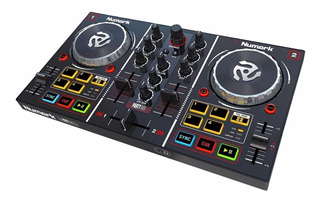 Dj Mixer Controladora Numark Mixtrack Party Mix Bar Fiesta