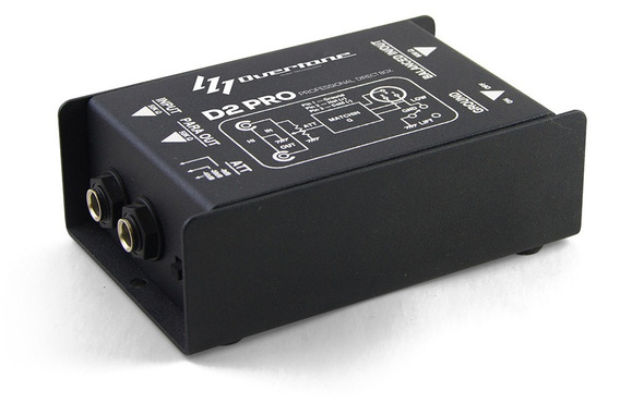 Direct Box Overtone D2 Pro ( P R O M O Ç Ã O )