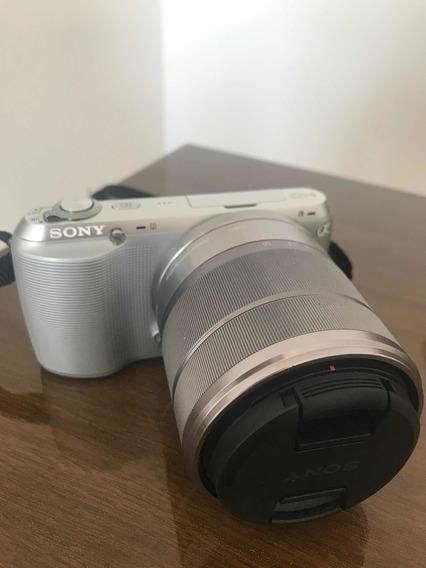 Câmera Semi-profissional Sony Nex-c3