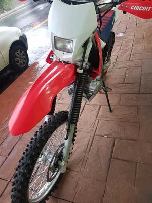 Moto De Trilha Crf 240 Completa Top De Linha Frete Grátis