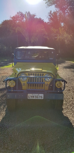 Ford Jeep Willis