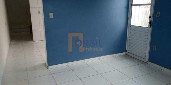 Sobrado Com 2 Dorms, Jardim Camila, Mogi Das Cruzes, Cod: 1673 - A1673