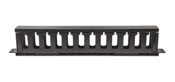 Organizador Horizontal Cable 19 PuLG Montaje 1u Intellinet