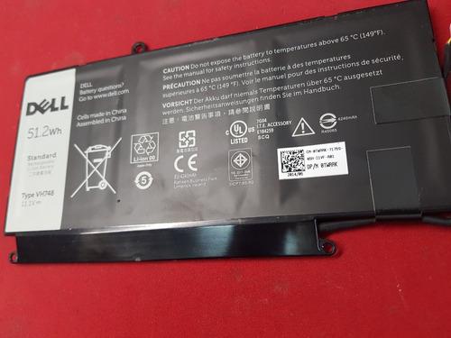 Bateria Dell Vostro 5460 5470 Durando +-2hrs Original -4