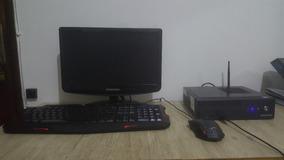 Computador Desktop Gabinete Ultra Pequeno Perf P/ Escritório