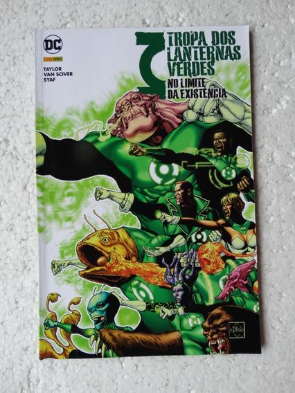 Tropa Dos Lanternas Verdes; No Limite Da Existência! 2017