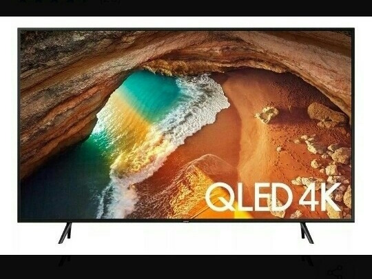 Smart Tv Samsung 4k 55 Qn55q60ragxzd
