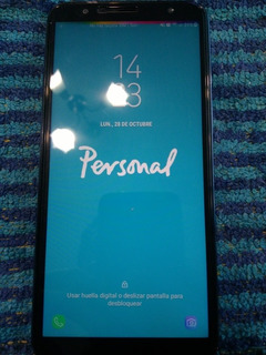 Celular Samsung Galaxy J6 Plus