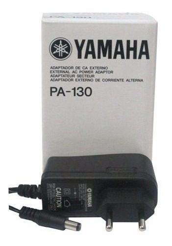Fontes Carregador 12v 1a Modelo Pa130 Original Yamaha 110v