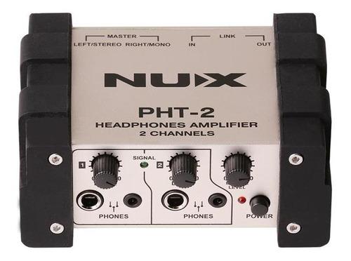 Nux - Pht-2 Headphones Amplifier - Audio Interface