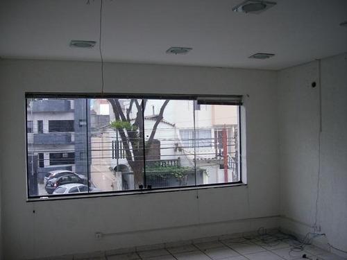 Imagem 1 de 6 de Sobrado Comercial - Ótima Localização - 3579