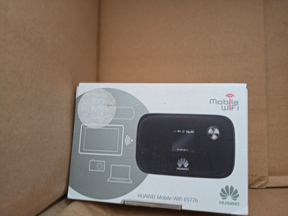 Wifi Portátil Roteador Veicular 3g/4g Huawei E5776 Original