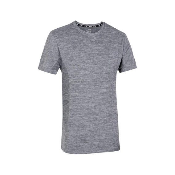 Remera Topper Running Seamless Hombre Grm