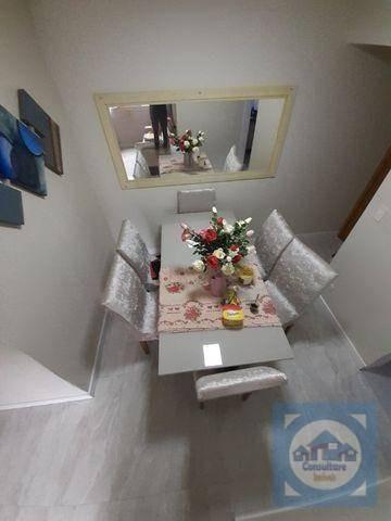 Apartamento Com 2 Dormitórios À Venda, 60 M² Por R$ 152.000,00 - Saboó - Santos/sp - Ap4963