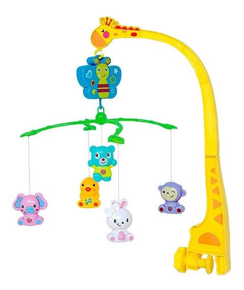Móbile Musical Animais - Buba Toys