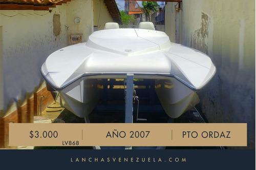 Lancha Catamaran 24 Lv868