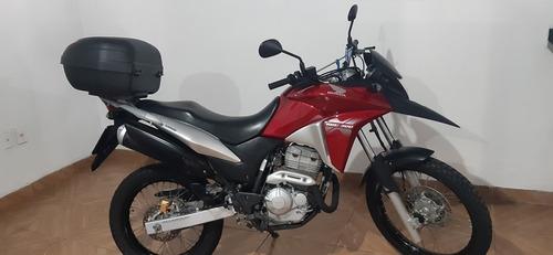Honda Xre 300 2016 Vermelha
