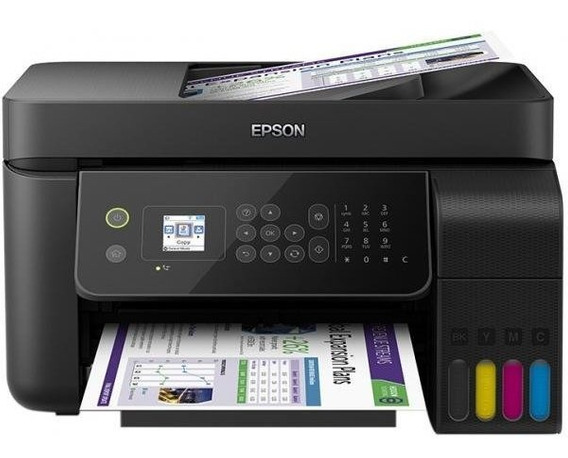 Impressora Multifuncional Epson Ecotank L5190-tanque De Ti