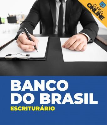 Imagem 1 de 1 de Curso Para O Concurso Do Banco Do Brasil