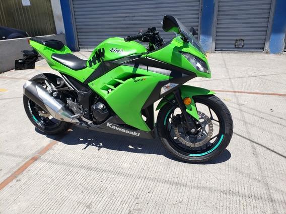 Ninja 300 Modelo 2014