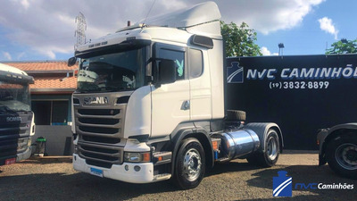 Scania R440 R 440 Optcruise 2015 4x2 Toco = G420 P340 Fh 15