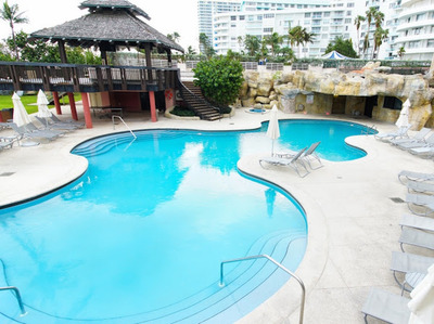Palace At Miami Beach - 1 Dormitorio /1 Baño - 5 Pers