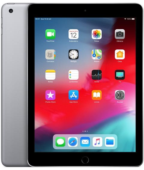 Apple iPad New 6 Geração 32gb Wifi Cinza Espacial