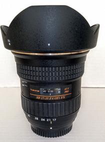 Tokina 17 35 F4 If Fx At-x Pro Nikon D750 D800 D810 D610