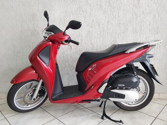 Honda Sh 150 Abs 2018