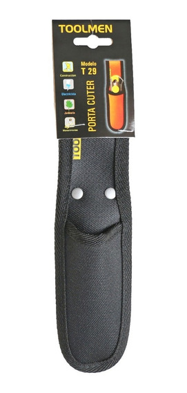 Porta Cuter Toolmen T29 Para Cinturón - Seguridad Industrial