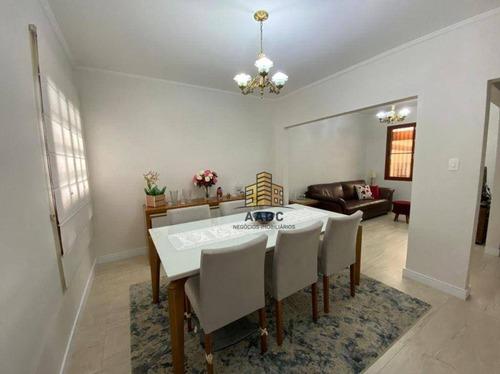 Imagem 1 de 17 de Sobrado Com 3 Dormitórios À Venda, 120 M² Por R$ 1.450.000,00 - Vila Clementino - São Paulo/sp - So0225