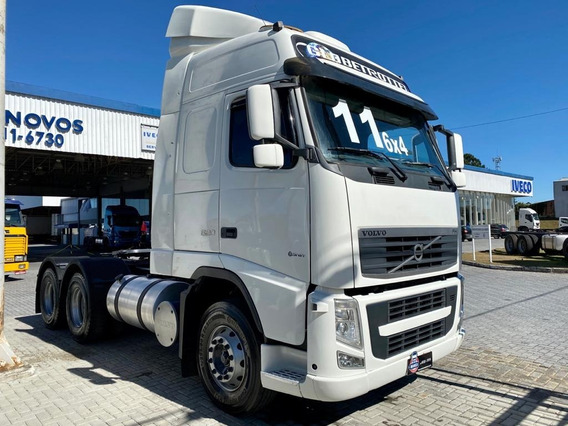 Volvo Fh 520 6x4 2011